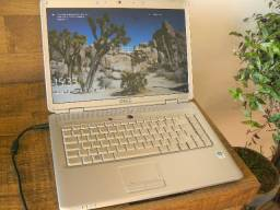 Notebook Dell inspiron 1525 cpu T4500 hd250gb ram4gb Win10Pro