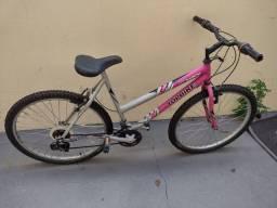 Bicicleta aro 26 feminina.