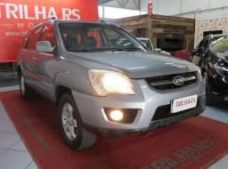 SPORTAGE 2010/2010 2.0 EX 4X2 16V GASOLINA 4P AUTOMÁTICO
