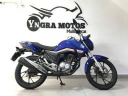 Honda Cg 160 Titan Freio Cbs Flex 2018 - Moto Linda