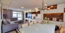Apartamento mobiliado com 5 dormitórios para alugar, 184 m² por R$ 10.500/mês - Perdizes -
