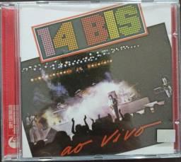 CD 14 Bis - Ao Vivo (Raro)