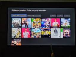 Xbox one S 500gb + jogos