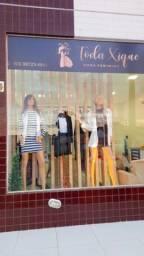 Manequim de loja feminina