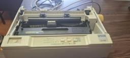 Impressora matricial LX-300 Epson
