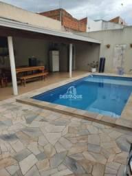 Casa com 3 dormitórios à venda, 140 m² por R$ 380.000 - Parque Residencial Servantes II -