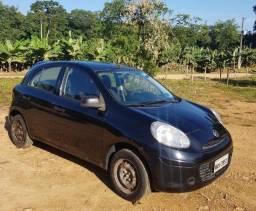 Vendo Nissan March 1.0 - 2012 - Pra vender logo FIPE 20 mil