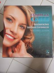 Clinical Cases, Restaurações adesivas cerâmicas-Odontologia.