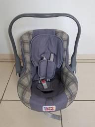 Bebê Conforto Tutti Baby Cinza