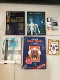 Livros para técnico em radiologia