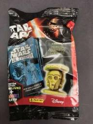 Kit 15 Envelopes Lacrados Abaton Gogo Star Wars - Panini
