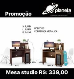 MESA Studio perfeita para escritório