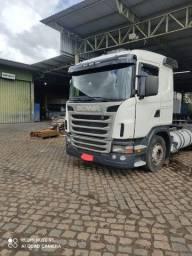 Vendo Caminhão Scania G-420 A 6x4