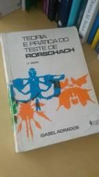 Livro Teoria e prática do teste de Rorchach