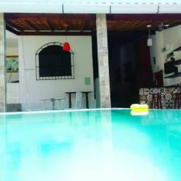 Casa de férias e temporada em Araruama-RJ, piscina, churrasqueira e tranquilidade