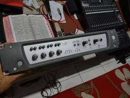 Interface profissional 08 canais digi003 Rack conservada confira