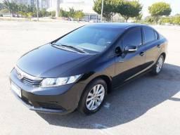 Honda Civic 1.8 16v LXL 2012 Automático 4p - Baixa KM