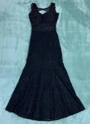 Vende-se vestido de festa