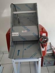 Cilindro Braesi para massas 40cm com pedestal Novo Frete Grátis