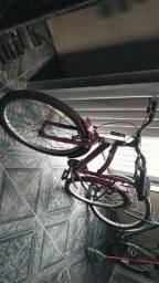 Vendo uma bicileta