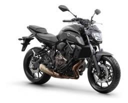 moto yamaha mt-07 2020/2021