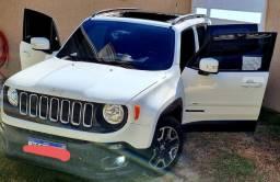 Jeep Renegade Longitude, teto solar duplo, automatico, nota fiscal de fabrica GNV 5Geração