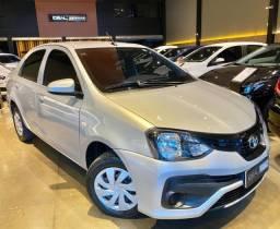 Etios Sedan X 1.5 Flex Completo 2020