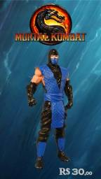 Sub-Zero Mortal Combat Miniatura