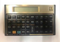 Calculadora Financeira Hp12c Com Case