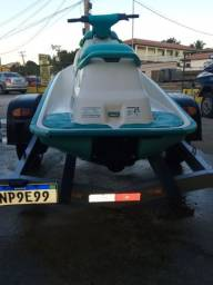 Jet Sky Sea Doo Spx 95, + Carreta Rodoviária de Duralumínio