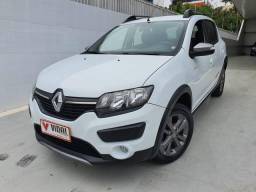 Renault Sandero STEP 16 duvidas *
