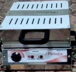 Máquina de crepe suíço de 12 cavidades Modelo PK-12P Pinheiro
