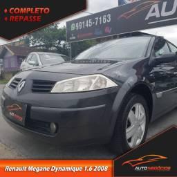 Renault Megane Dynamique 1.6 2008