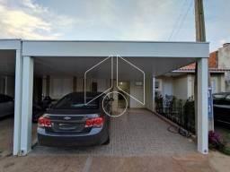 Casa de condomínio para alugar com 2 dormitórios em Jardim nazareth, Marilia cod:L15140