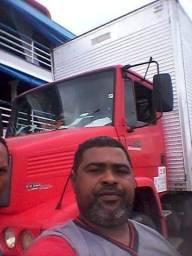 Motorista de caminhão e ônibus