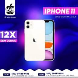 iPhone 11 novo - 12x sem juros