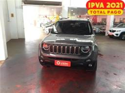 Jeep Renegade Longitude pouco rodada