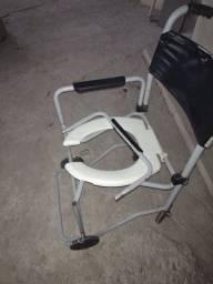 Cadeira de banho de alumínio