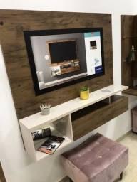 Frete Grátis - Lindo painel para TV até 55 polegadas