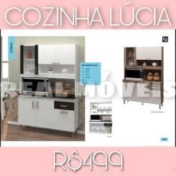 Armário de cozinha Lucia 499