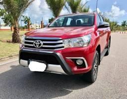 Toyota Hilux 2.8 SRV 4x4 DIESEL 16V / 2017