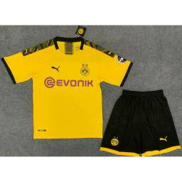 Kit completo Borussia dortmount