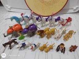 Título do anúncio: Playmobil circo + diversos personagens
