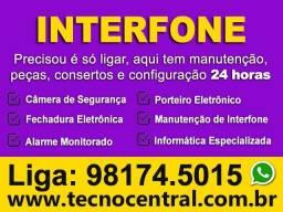 Porteiro Eletronico e Interfone