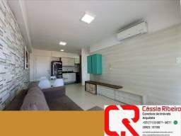 01 quarto em 45 m² Mobiliado à venda na Pituba. Vista Mar