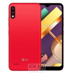 LG k22+ vermelho