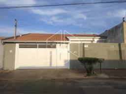 Casa à venda com 3 dormitórios em Jardim monte castelo, Marilia cod:V15112