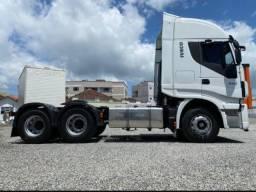 Caminhão Iveco (entrada +carnê )