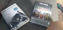 Livros usados em excelente condição