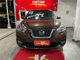 Nissan Kicks 1.6 16V Flex SV 4P Xtronic 2018